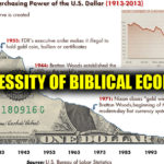 How Our Debt-Based System Confirms The Necessity Of Biblical Economics